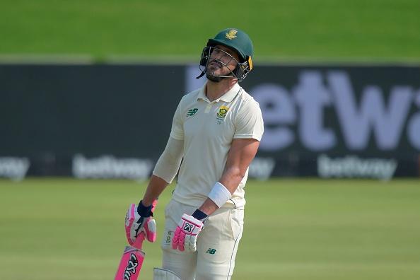 Faf du Plessis made 199 | Getty
