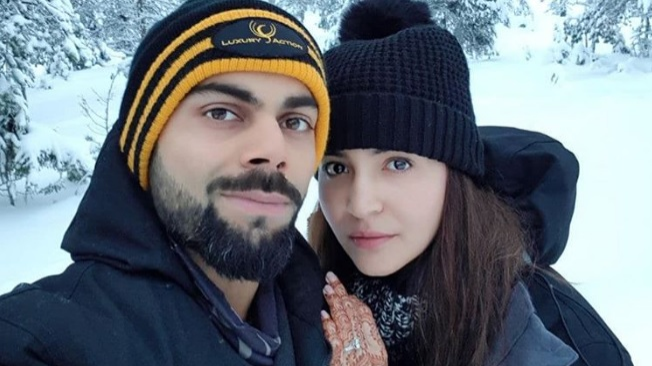 Virat Kohli shares the story of meeting three Indians while honeymooning with Anushka Sharma in Finland