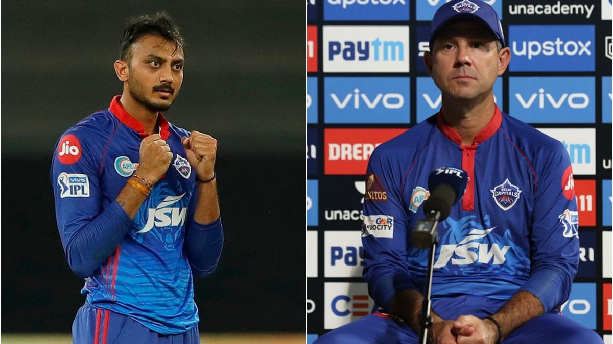 IPL 2021: Akshar Patel says DC coach Ponting gave him confidence by calling him one of the main players of team