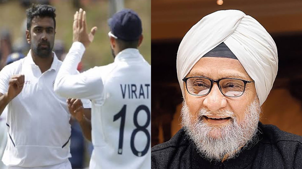 IND v ENG 2021: Bishan Bedi unhappy with India blaming SG ball for loss in 1st Test in Chennai