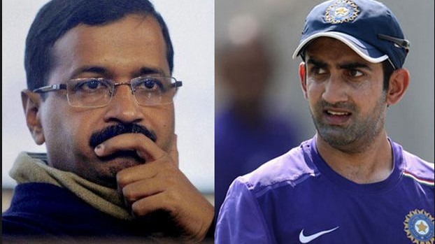 Gautam Gambhir slams the AAP government and asks them to take responsibility of pollution crisis in Delhi