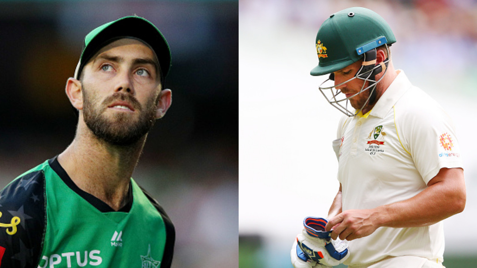 AUS v IND 2018-19: Glenn Maxwell hopes latest setback doesn't finish Aaron Finch's Test career