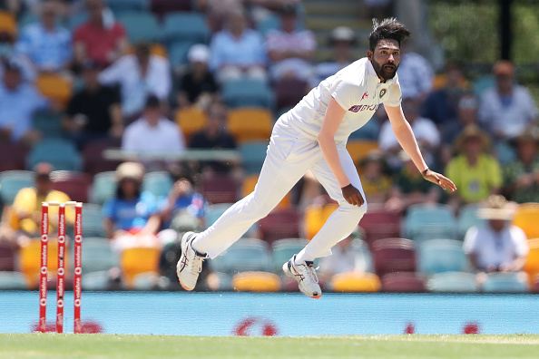 Mohammed Siraj | Getty