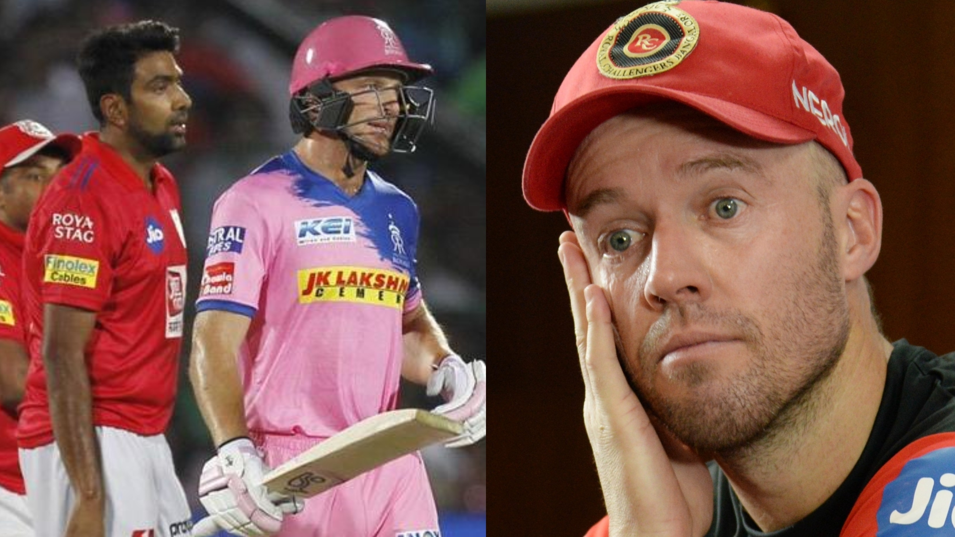 "IPL 2019: AB de Villiers opines on Ashwin-Jos Buttler ""Mankading"" incident"