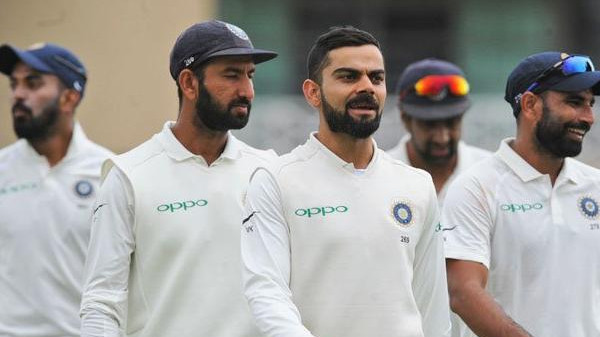 AUS v IND 2018: Indian Test squad for Australia series announced by BCCI