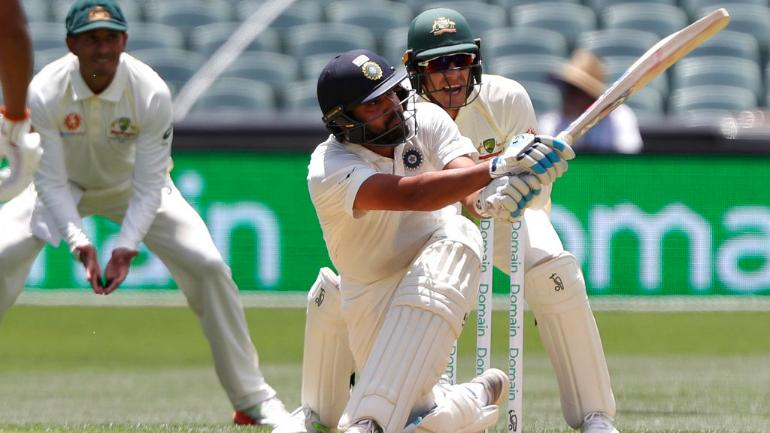 Rohit scored a crucial 37 in the Adelaide Test | Getty