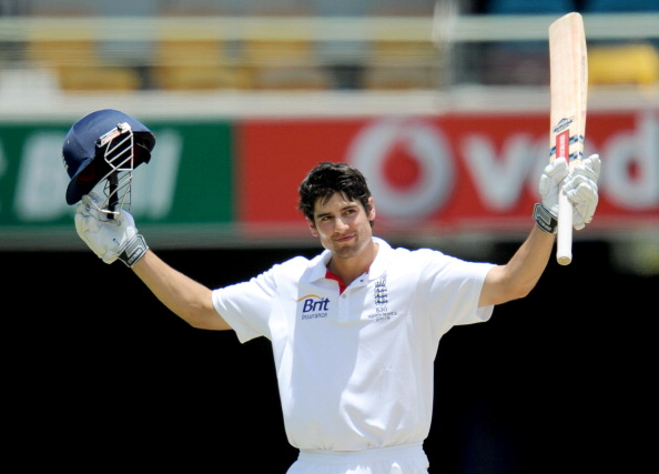 Alastair Cook's 235 against Australia was a masterclass in opening batting in Test cricket | Getty