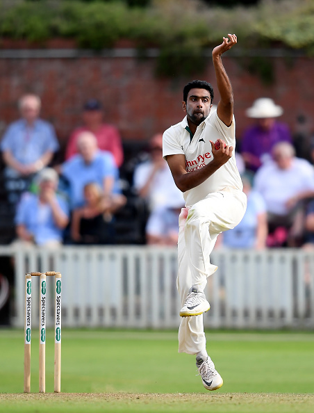 Ravichandran Ashwin | Getty