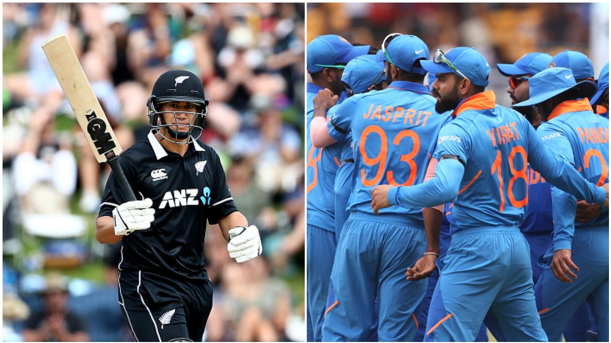 NZ v IND 2020: India the No.1 team in the world but New Zealand back in familiar conditions, says Ross Taylor