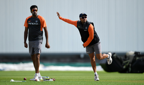 Virat Kohli's decision of playing two spinners in Kuldeep Yadav and R Ashwin at Lord's backfired   Getty