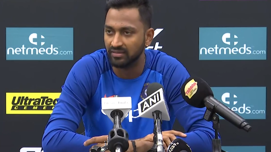 NZ v IND 2019: Leaking runs in the middle overs proved costly for us, says Krunal Pandya