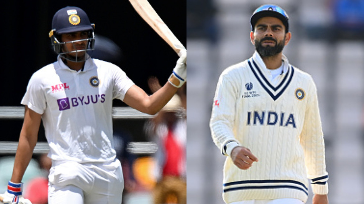 ENG v IND 2021: BCCI fumes at demand for Gill's replacement; says team was picked in Kohli's presence - Report