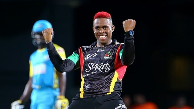 CPL 2020: Fabian Allen misses his charter plane; ruled out of the tournament
