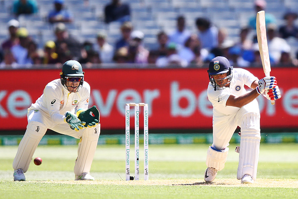 Agarwal happy with his Test debut show at MCG | Getty Images