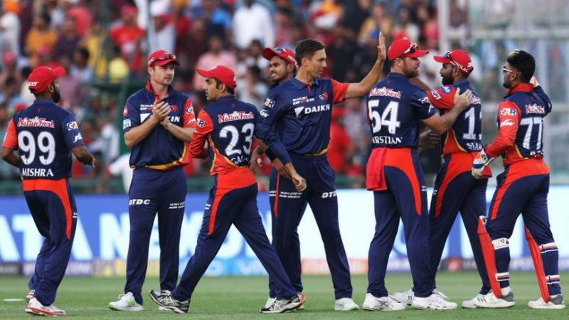 IPL 2018 : Match 32 , DD vs RR - Statistical Preview