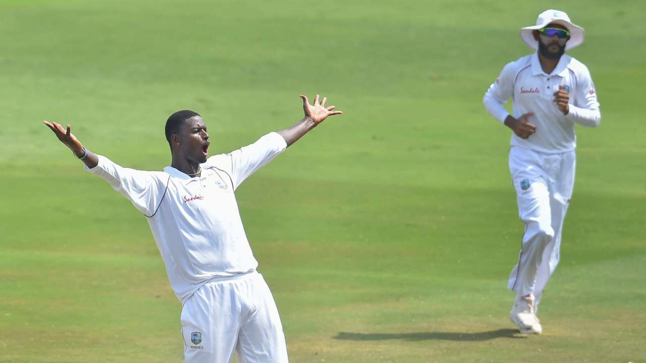 Holder claimed five-wicket haul in India's second innings | PTI