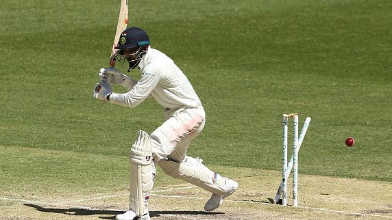 AUS v IND 2018-19 : एक बार फिर से शून्य पर आउट हुए केएल राहुल का सोशल मीडिया पर उड़ा मज़ाक