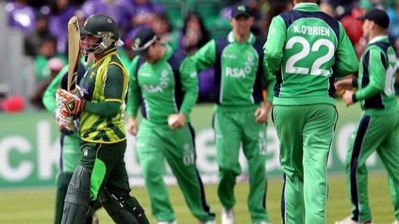 आयरलैंड ने पाकिस्तान का दौरा करने के लिए दिखाई अपनी रूचि