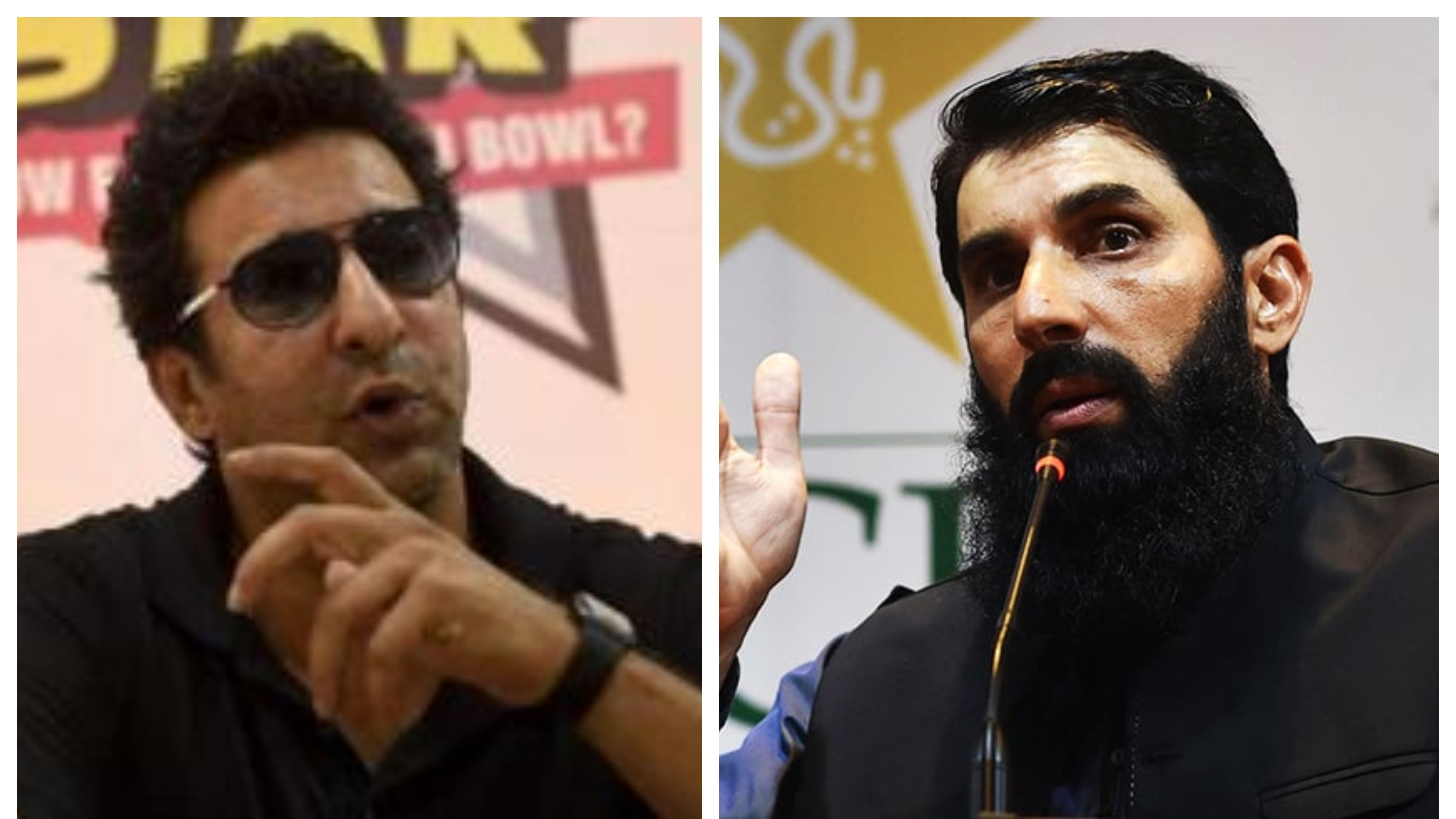 Misbah, Wasim might not continue in multiple roles as PCB adopts new ethics code