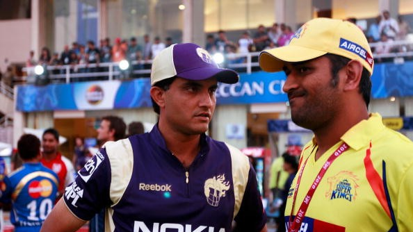 IPL 2018: MS Dhoni felt wanted in CSK, says Sourav Ganguly