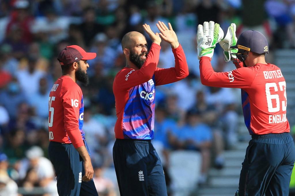 Moeen Ali took 2 wickets in 2nd T20I vs Pakistan | Getty
