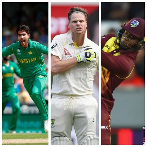Steve Smith, Mohammad Amir, Fakhar Zaman and Heather Knight among big winners of ESPNCricinfo Awards 2017