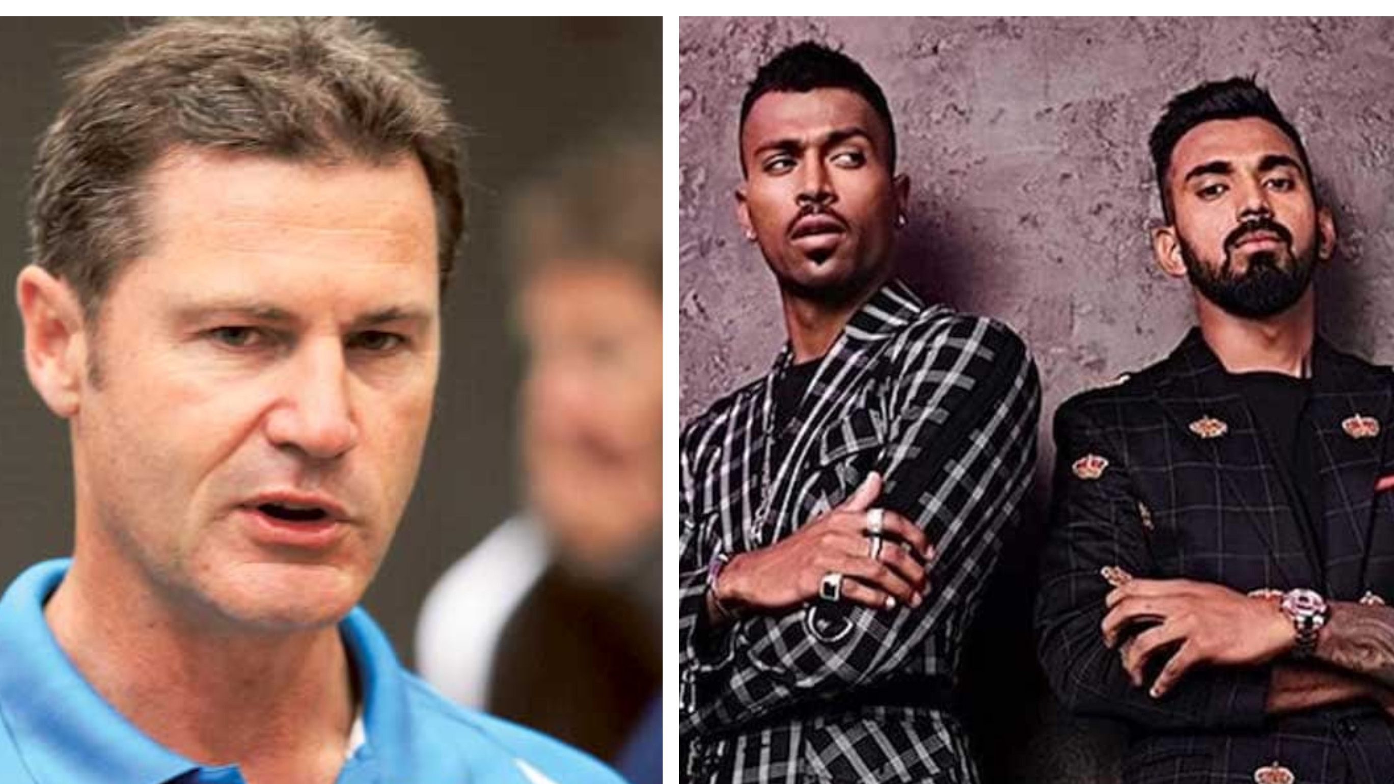 Hardik Pandya and KL Rahul must be given another chance, says Simon Taufel