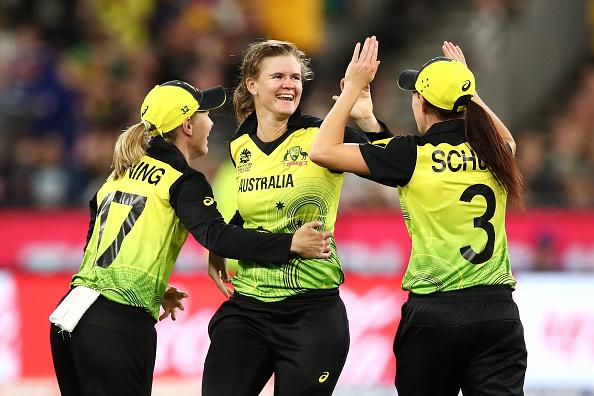 Megan Schutt, Tayla Vlaeminck and Jess Jonassen will miss ODIs   Getty Images