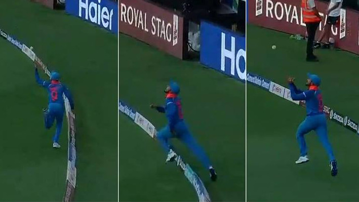 Asia Cup 2018: WATCH – Manish Pandey takes a blinder on the boundary to remove Sarfraz Ahmed