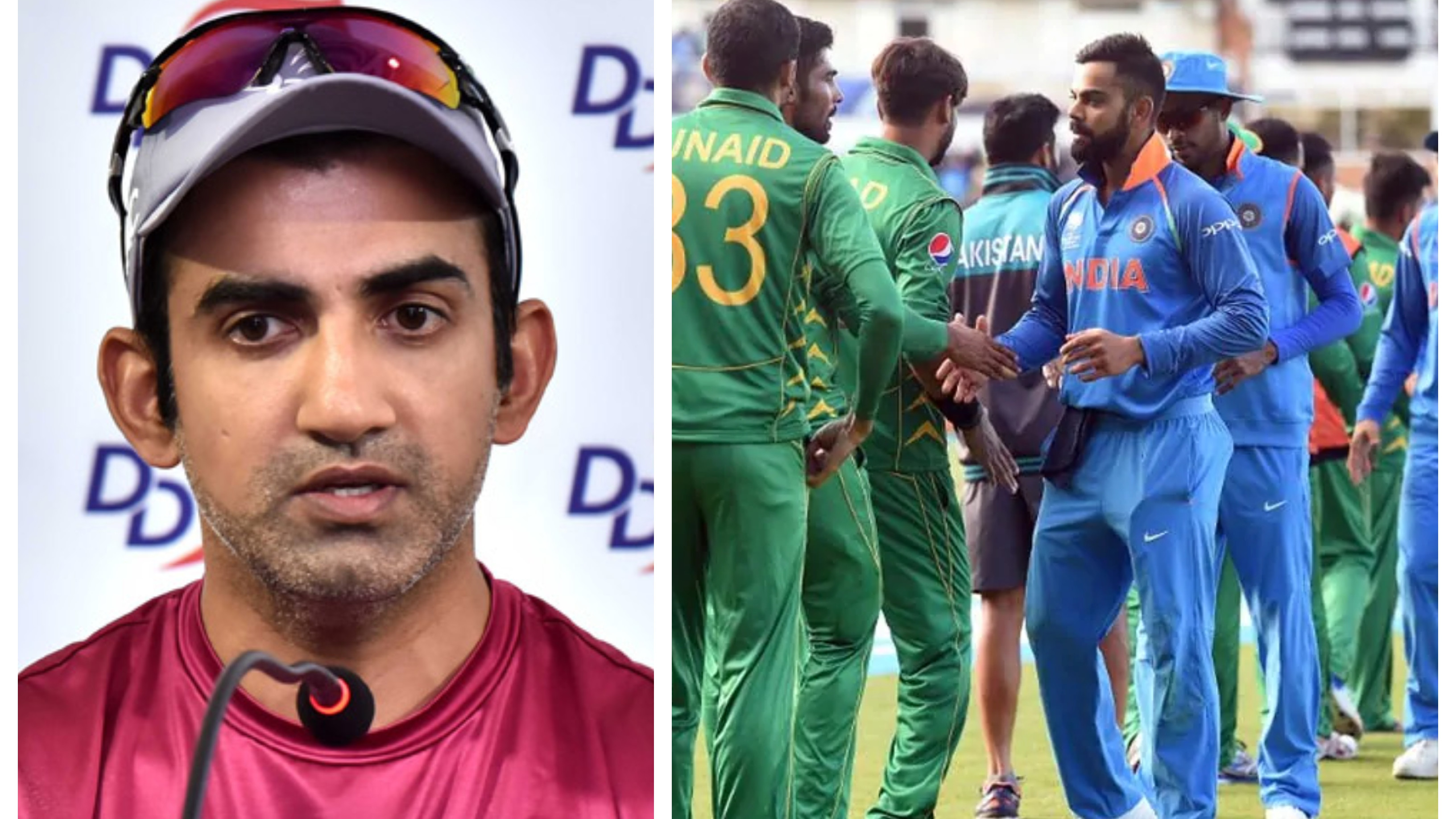 CWC 2019: India should be ready to boycott World Cup final against Pakistan, says Gautam Gambhir