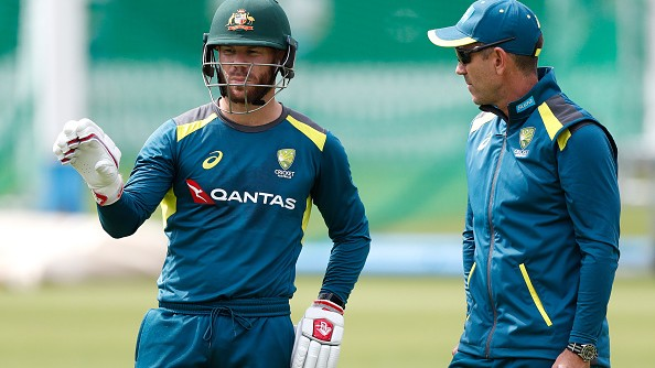 ASHES 2019: Justin Langer backs David Warner to come good in the Lord's Test