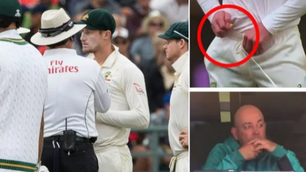 Farzi Times: ICC makes ball tampering legal after demands of life imprisonment for Australian cricketers