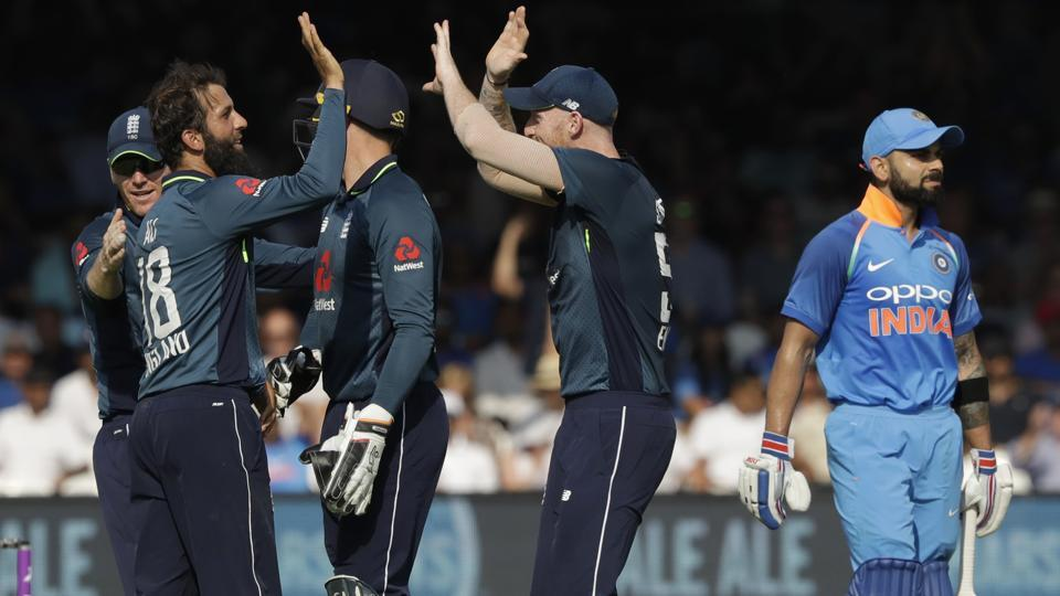 ENG vs IND 2018 : 2nd ODI - Statistical Highlights