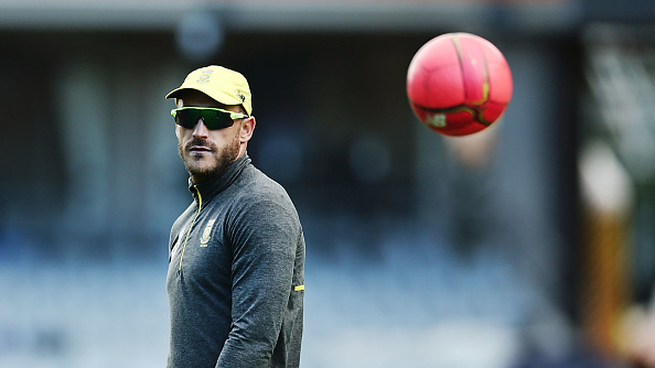 SAvs AUS 2018:  Faf du Plessis opens up fresh doubts over ball-tampering scandal
