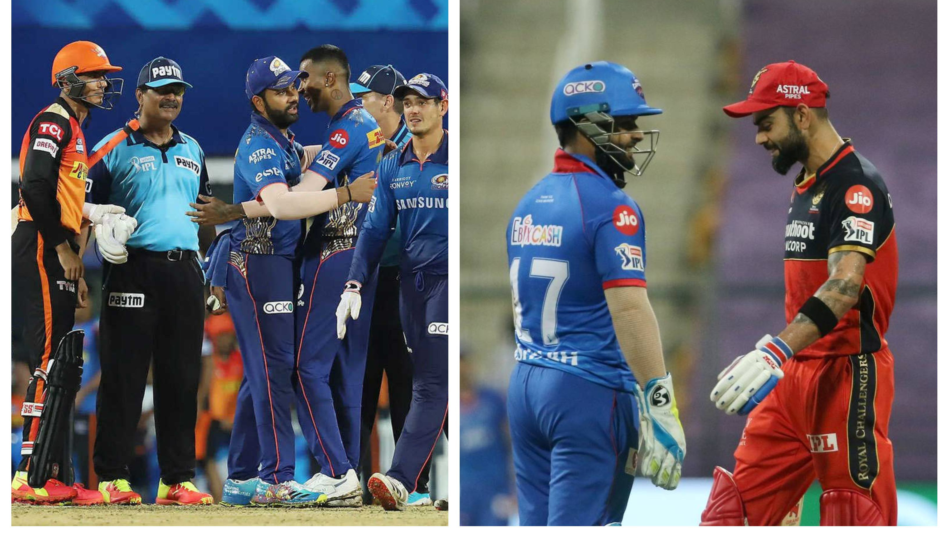 IPL 2021: Last two league games to be played concurrently at 7:30 PM IST, confirms BCCI