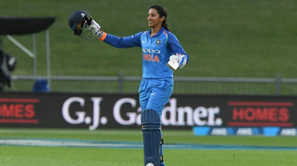 Stats: Smriti Mandhana becomes fastest Indian batswoman to reach 2000 ODI runs