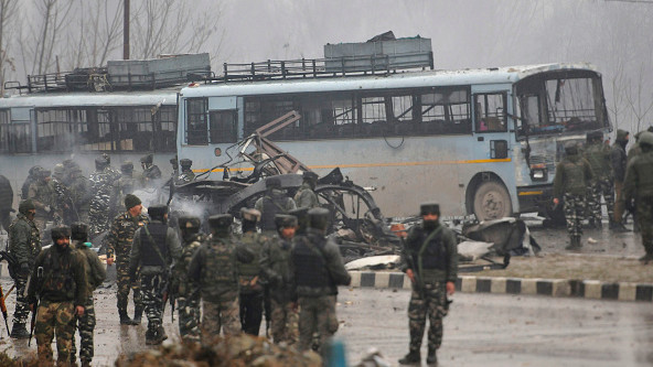 IPL franchises condemn the Pulwama terrorist attack on CRPF jawans