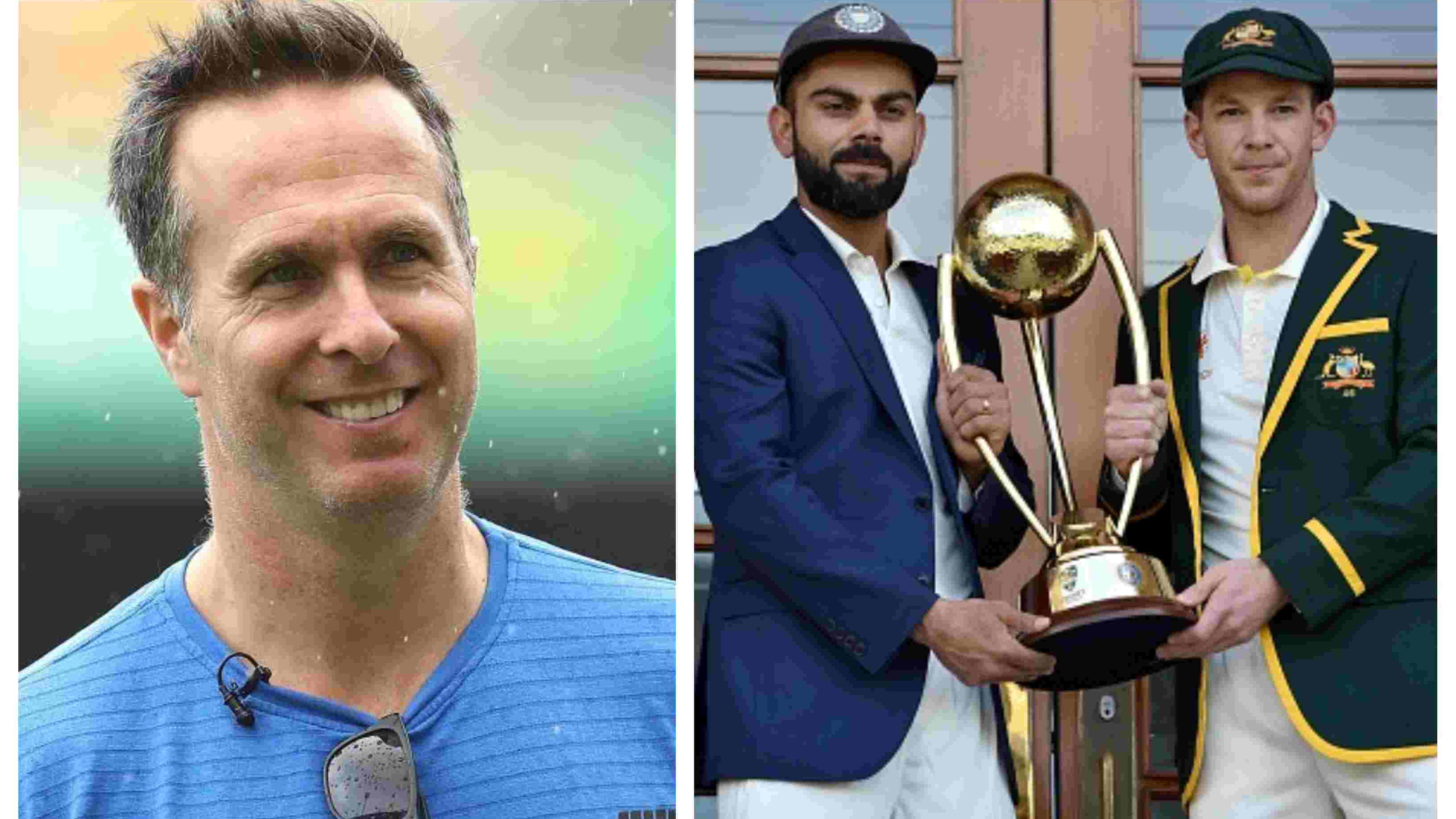 AUS v IND 2018-19: Michael Vaughan predicts the eventual outcome of Border-Gavaskar Trophy