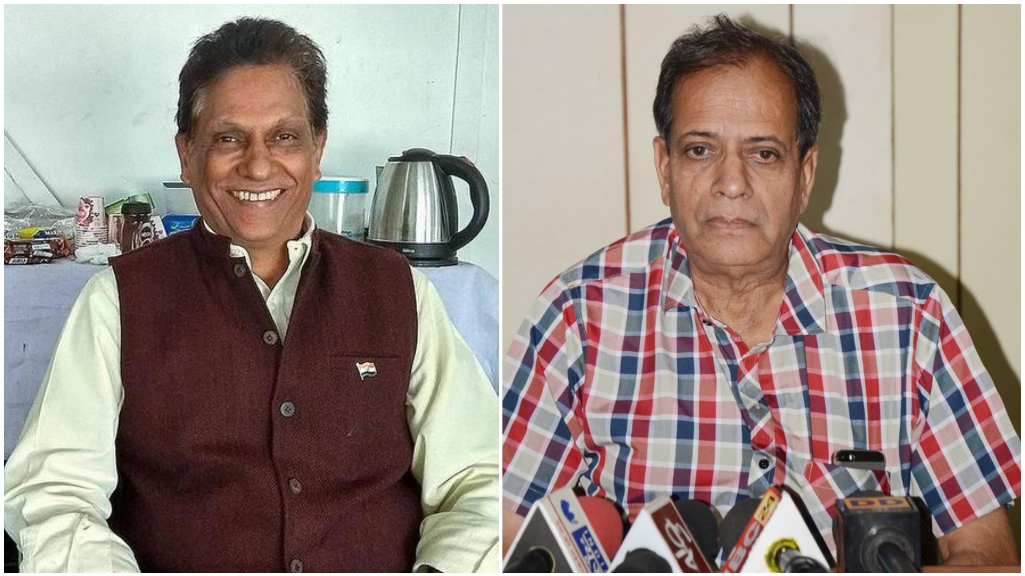राजिंदर अमरनाथ और सुशील दोषी ने हिंदी प्रधानता की टिप्पणी के बाद मांगी माफी