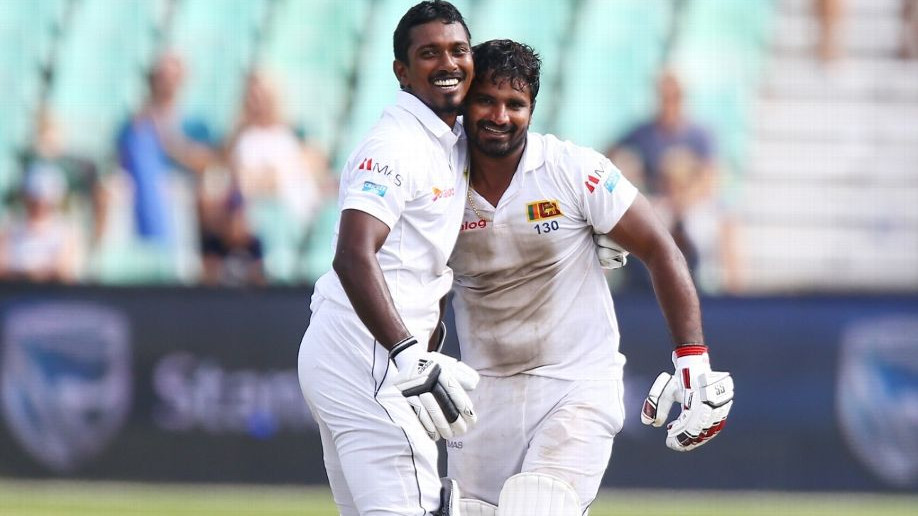 SA v SL 2019: Vishwa Fernando speaks on his epic last-wicket stand with Kusal Perera in Durban