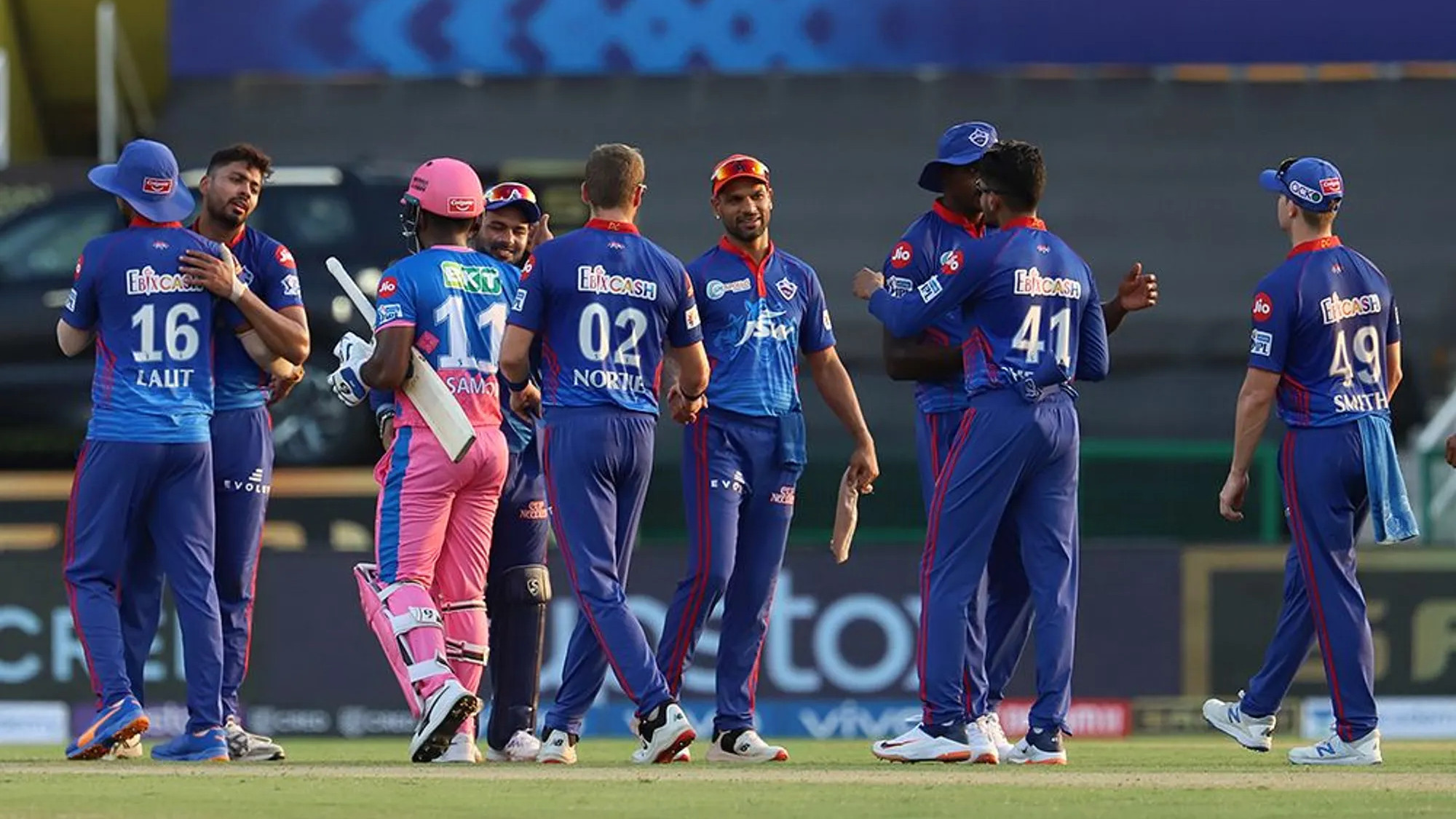 IPL 2021: Delhi Capitals go to top of points table after a comfortable 33-run win over Rajasthan Royals