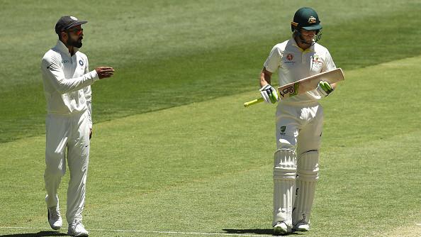 AUS v IND 2018-19: Australian fans hit out at Virat Kohli for provoking Tim Paine