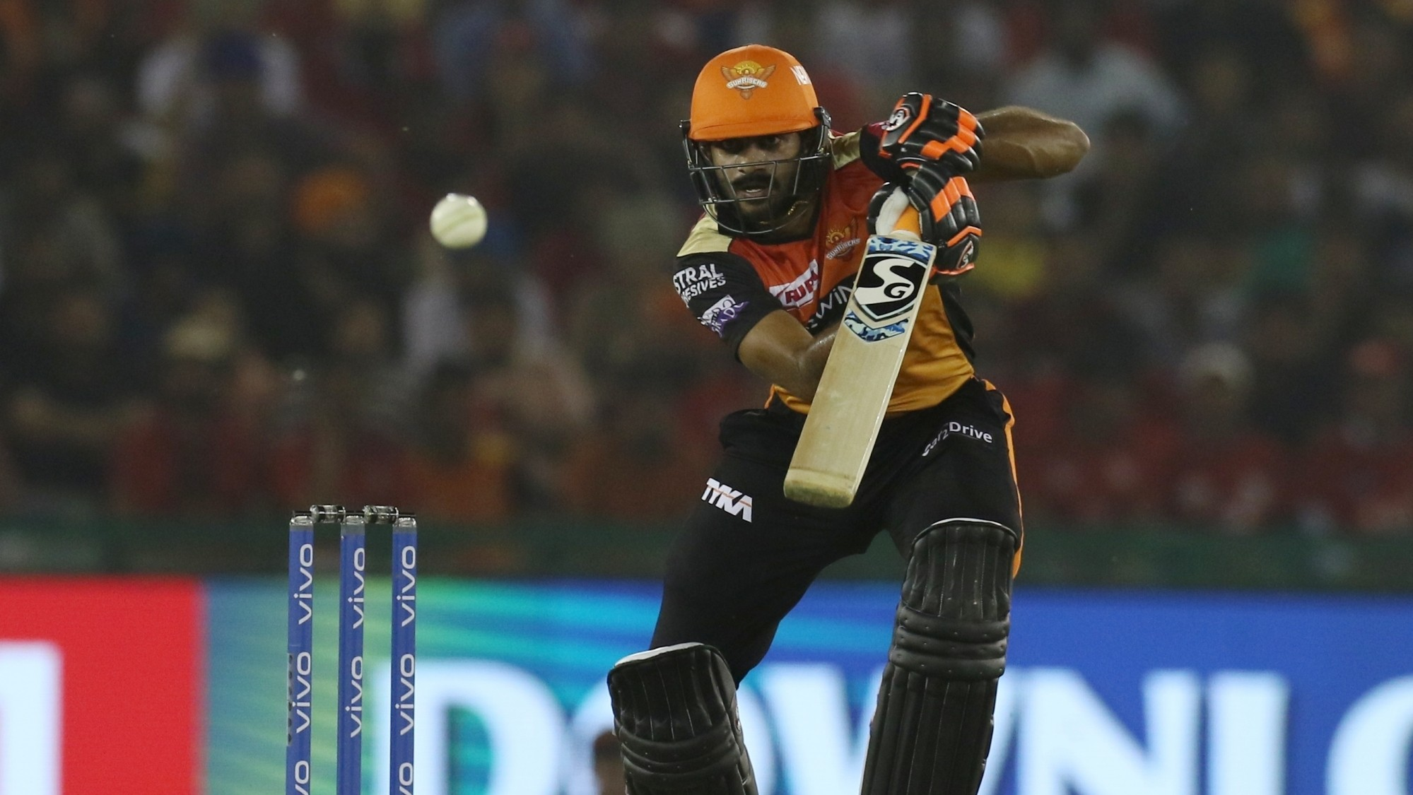 IPL 2019: Vijay Shankar focussed on doing well for SRH, not thinking about the World Cup selection