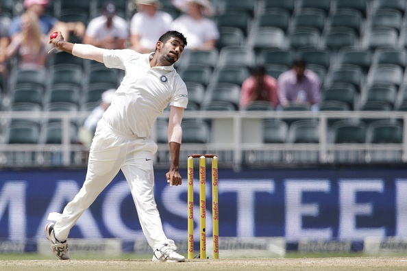 Jasprit Bumrah made his Test debut against South Africa earlier this year | Getty
