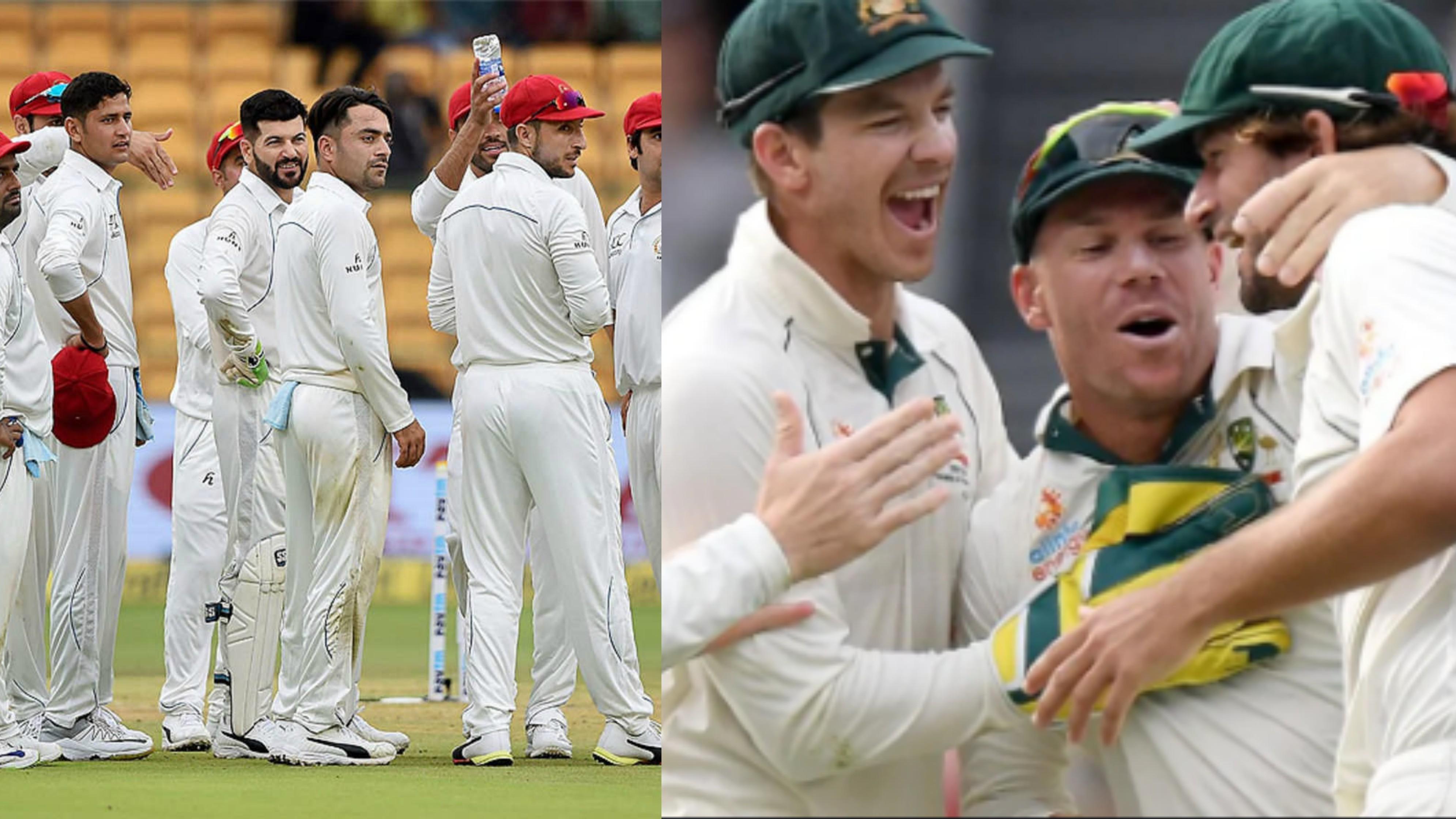 Australia-Afghanistan one-off Test to be held in November 2021