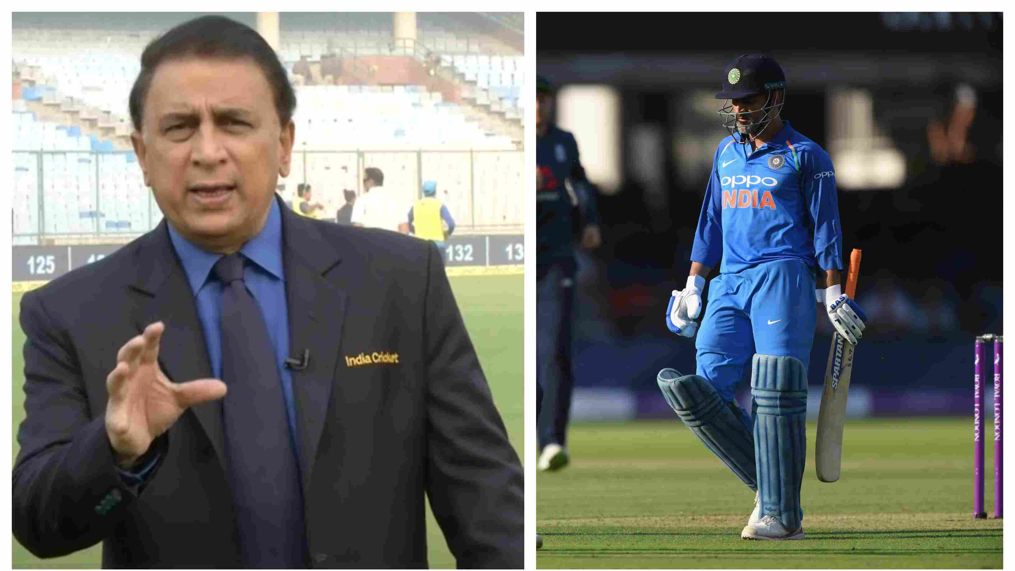 ENG v IND 2018: MS Dhoni's knock at Lord's reminded me of my infamous 36 not out, says Sunil Gavaskar