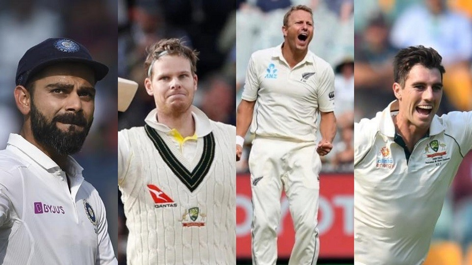 COC Presents Test XI of the year 2019