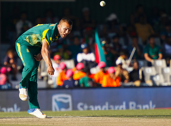 Dane Paterson has already represented the Proteas in 3 ODIs and 8 T20Is | Getty Images