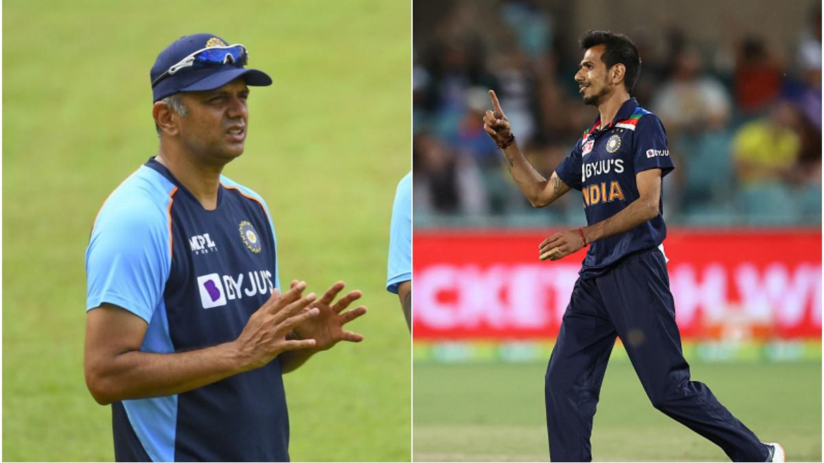 SL v IND 2021: Be focused, Yuzvendra Chahal reveals Rahul Dravid's advice ahead of SL series