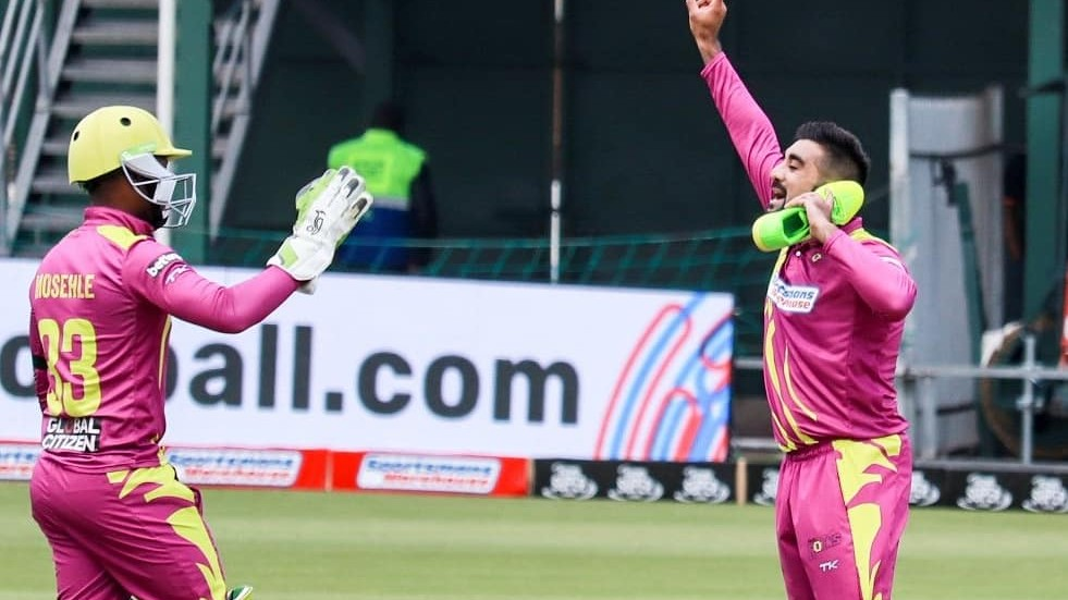 MSL 2019: Match 3- Bowlers help Paarl Rocks decimate Cape Town Blitz with a 86-run win